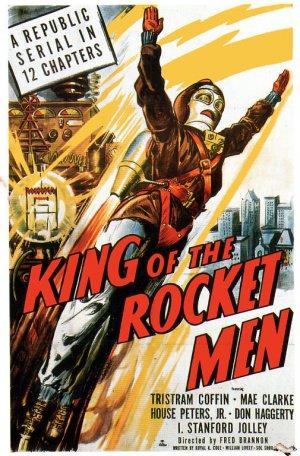 KING OF THE ROCKETMEN, 1949