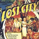 THE LOST CITY, 1935