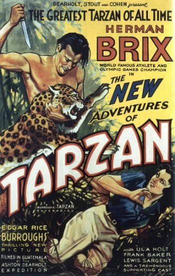THE NEW ADVENTURES OF TARZAN, 1935