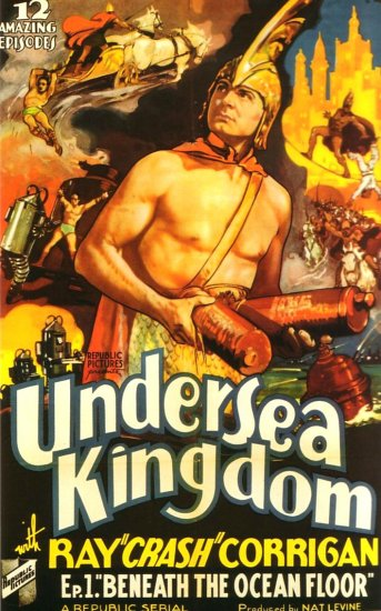 UNDERSEA KINGDOM, 1936