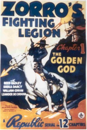 ZORRO'S FIGHTING LEGION, 1939