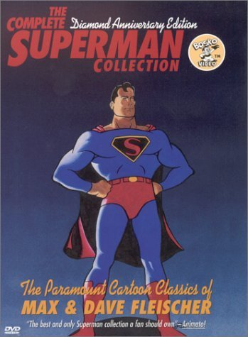 ALL 17 ORIGINAL SUPERMAN CARTOONS