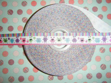 Party monsters 5 yrds ribbon ~FREE SHIPPING~