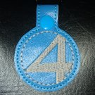 Fantastic four key fob