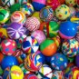 "100 Giant 1.6"" Super Party Favors Hi Bounce High Bouncy Balls Superballs"