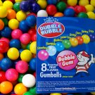 "850 Assorted 1"" Gum Balls Bulk Candy Gumballs Fresh"