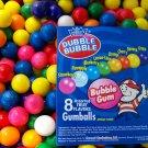 """850 Assorted 1"""" Gum Balls Bulk Candy Gumballs Fresh"""