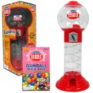 "10.5"" Tall Gumball Dubble Bubble Spiral Machine Double Gum Balls"