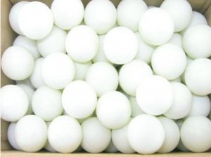 144 Ping Pong Table Tennis Balls White Carnival 1 Gross Beerpong Wholesale Bulk 12 Dozen Beer