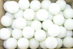 48 Ping Pong Table Tennis Balls White  Beerpong Wholesale Bulk 4 Dozen Beer