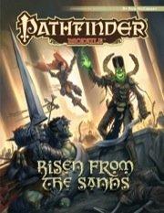 Risen from the Sands - Pathfinder Adventure Module