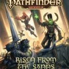 Risen from the Sands - Pathfinder Adventure Module