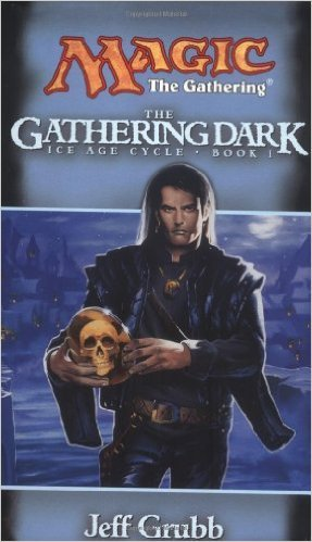 Ice Age Trilogy by Jeff Grubb (The Gathering Dark, The Eternal Ice, and The Shattered Alliance)