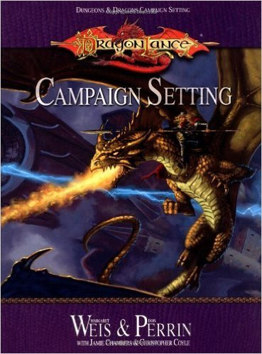 Dragonlance Campaign Setting (d20)