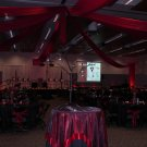 Wedding Decorations ceiling draping materials