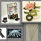 DIY Bouquets and bouttonier supplies