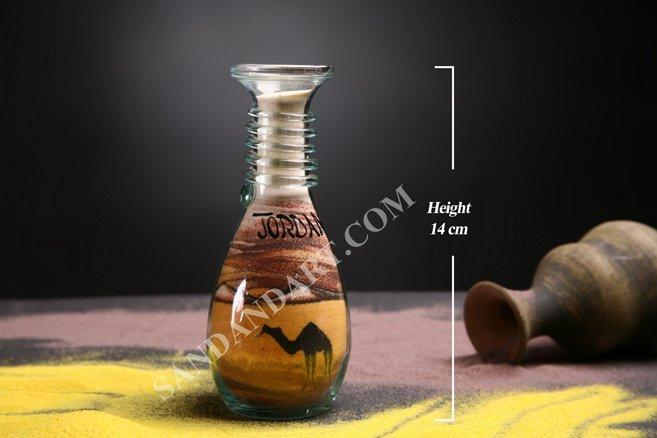 Sand Art Bottles -Small  1