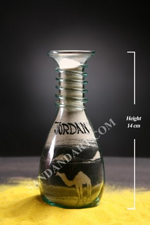 Sand Art Bottles -Small  2