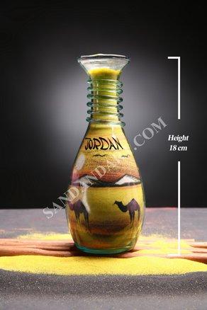 Sand Art Bottles -Medium  2