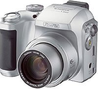 Fuji Finepix 3000 Digital Camera