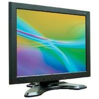 Evov SD1BK 17 Inch LCD Display With Built In Speakers