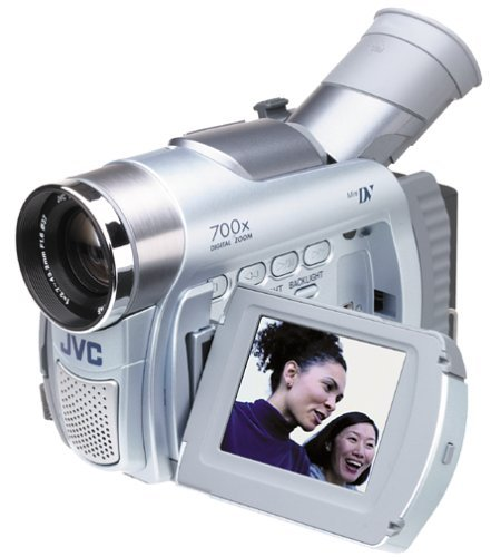 JVC GR-D30U Digital Camcorder - 2.5 LCD Display