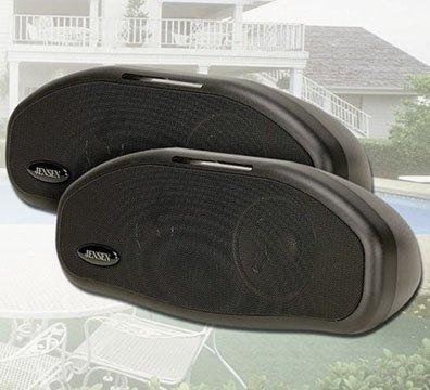 Jensen Multi-purpose Water Resistant Speakers