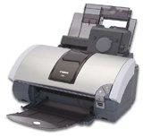 Canon i960 Desktop Photo Printer - Five Color Ink Jet Photo Printer - REFURBISHED