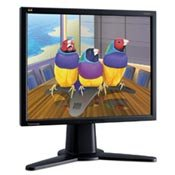 ViewSonic VP191b Black 19 Inch  LCD Monitor - REFURBISHED