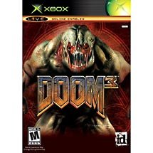 DOOM 3  Video Game for Xbox