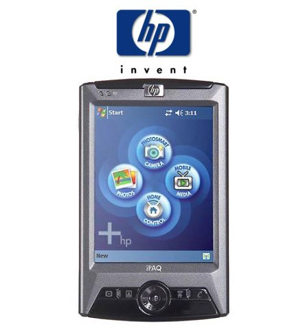 HP H4355 iPAQ Bluetooth Pocket PC   REFURBISHED