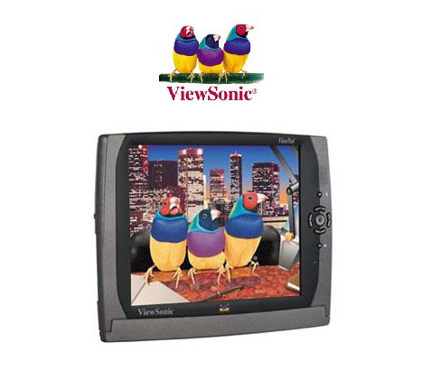 ViewSonic ViewPad 100 Super PDA REFURBISHED
