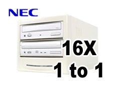 NNEW 1 Target DVD-CD Duplicator