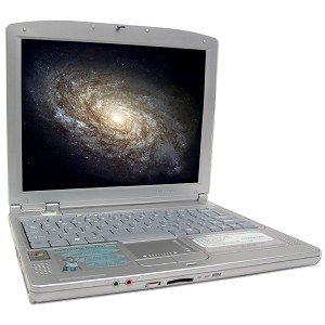 Averatec AMD Sempron Notebook with Microsoft XP Home-M 2800+ 512MB 60GB DVD+RW 12.1'' XP