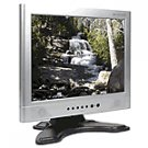 15-inch Northgate TFT LCD Flat Panel Monitor (Silver)
