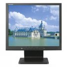 Sharp LLT17A4B 17 Inch Black LCD Monitor REFURBISHED
