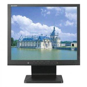 Sharp LLT17A4B 17 Inch Black LCD Monitor REFURBISHED