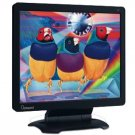 Viewsonic Q7B Black 17inch 12ms LCD Monitor with Speakers,