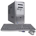 HP Pavilion Desktop PC Intel P4 2.93GHz 512MB 160GB DVDRW