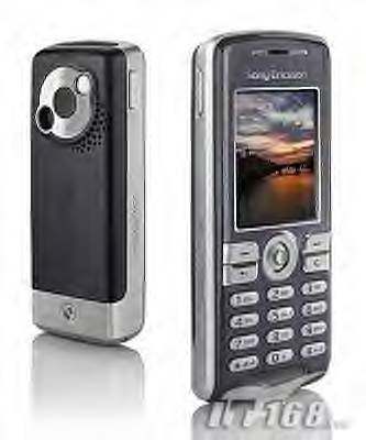 SONY ERICSSON K510 silver Mp3 Cell Phone Unlocked!