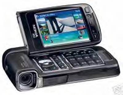 NOKIA N93 BLACK Mp3 Camera Blue-Tooth GPRS FM RADIO  Unlocked