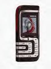 NOKIA 7260 black Mp3 Camera Unlocked GSM cell phone