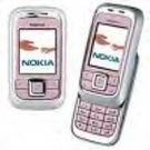 NOKIA 6111 RED Blue-Tooth mp3 camera Phone Unlocked
