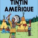 Hergé : Tintin en Amerique