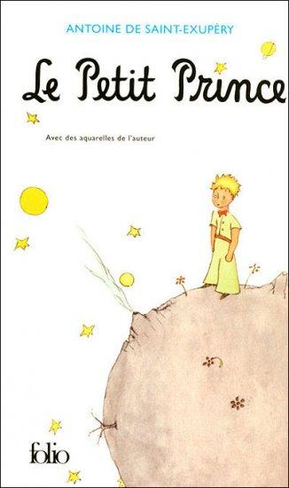 Antoine de Saint Exupery : Le Petit Prince