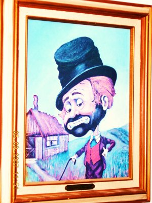 RED SKELTON PAINTINGS