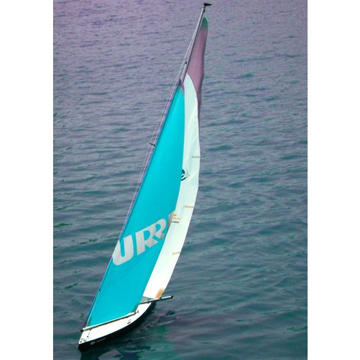 Hurricane 1000 RC Sailboat RTS Kit