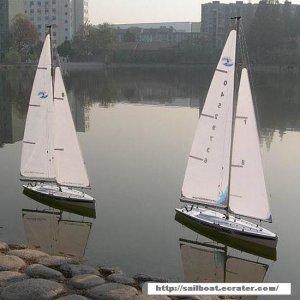 Surmount 800 RC Sailboat RTS Kit