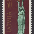 Latvia #316, MNH