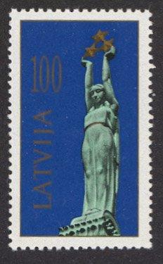 Latvia #317, MNH